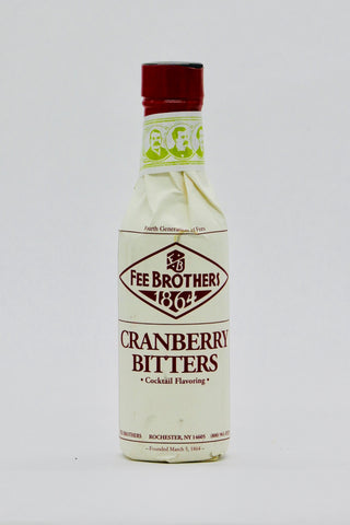 Fee Brothers Cranberry Bitters 5 oz