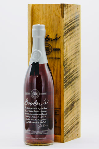 Booker's Bourbon 30th Anniversary Bourbon Whiskey
