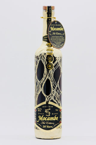 "Mocambo 20 Year old Rum ""Art Edition"""