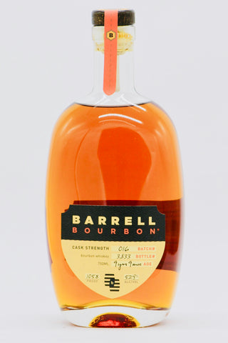 Barrell Batch #016 9+ Year Bourbon 105.8 Proof