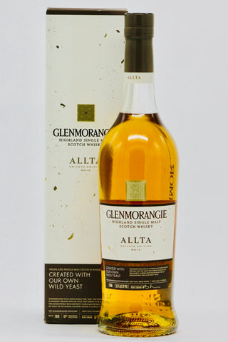 Glenmorangie Allta Single Malt Scotch Whisky