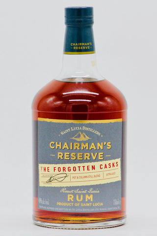 "Chairman's Reserve ""The Forgotten Casks"" Saint Lucia Rum"