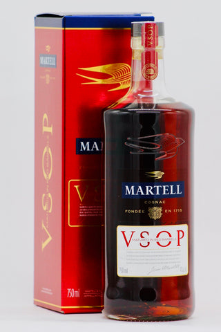 "Martell ""Matured in Red Barrels"" VSOP Cognac 750 ml"