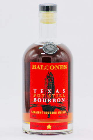 "Balcones ""Texas Pot Still"" Straight Bourbon Whiskey"