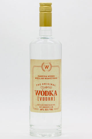 Wodka Polish Vodka 1000 ml