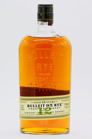 Bulleit 12 year Old Rye Whiskey