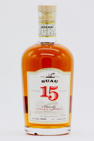 Suau 15 Year old Spanish Brandy
