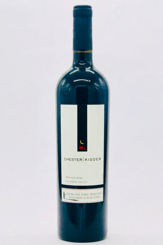 Chester-Kidder 2014 Red Wine