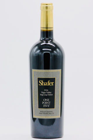 Shafer 2016 Cabernet Sauvignon One Point Five Stag's Leap District