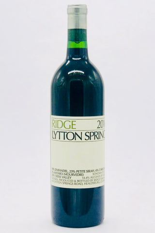 Ridge 2016 Lytton Springs Red Wine