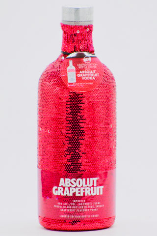 "Absolut ""Pink Sequin"" Grapefruit Vodka 750 ml"