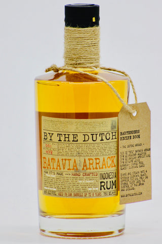By the Dutch Batavia-Arrack Indonesian Rum