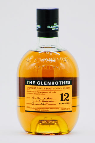 The Glenrothes 12 Year Old Scotch Whisky