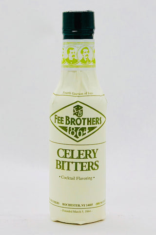 Fee Brothers Celery Bitters 5 oz