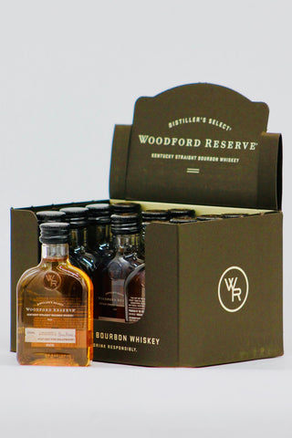 Woodford Reserve Bourbon 12 x 50 ml