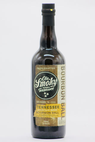 Ole Smoky Bourbon Ball Tennessee Whiskey 750 ml