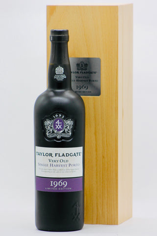 Taylor Fladgate Vintage 1969 Single Harvest Port