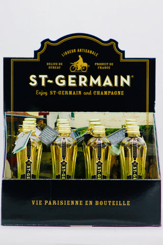St. Germain Liqueur Artisanale 12 x 50ml