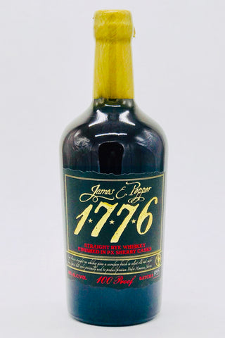 "James E Pepper ""1776"" Sherry Cask Rye Whiskey"