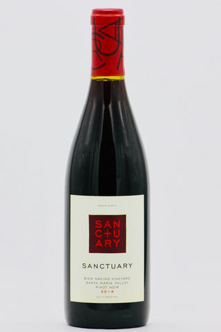 Sanctuary 2014 Bien Nacido Vineyard Pinot Noir Santa Maria Valley