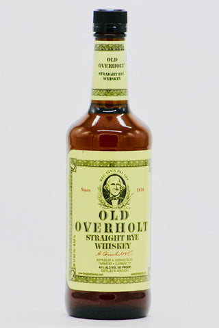 Old Overholt Rye Whiskey 750ml
