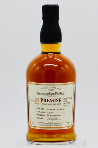 Foursquare Rum Distillery Premise Single Blended Barbados Rum