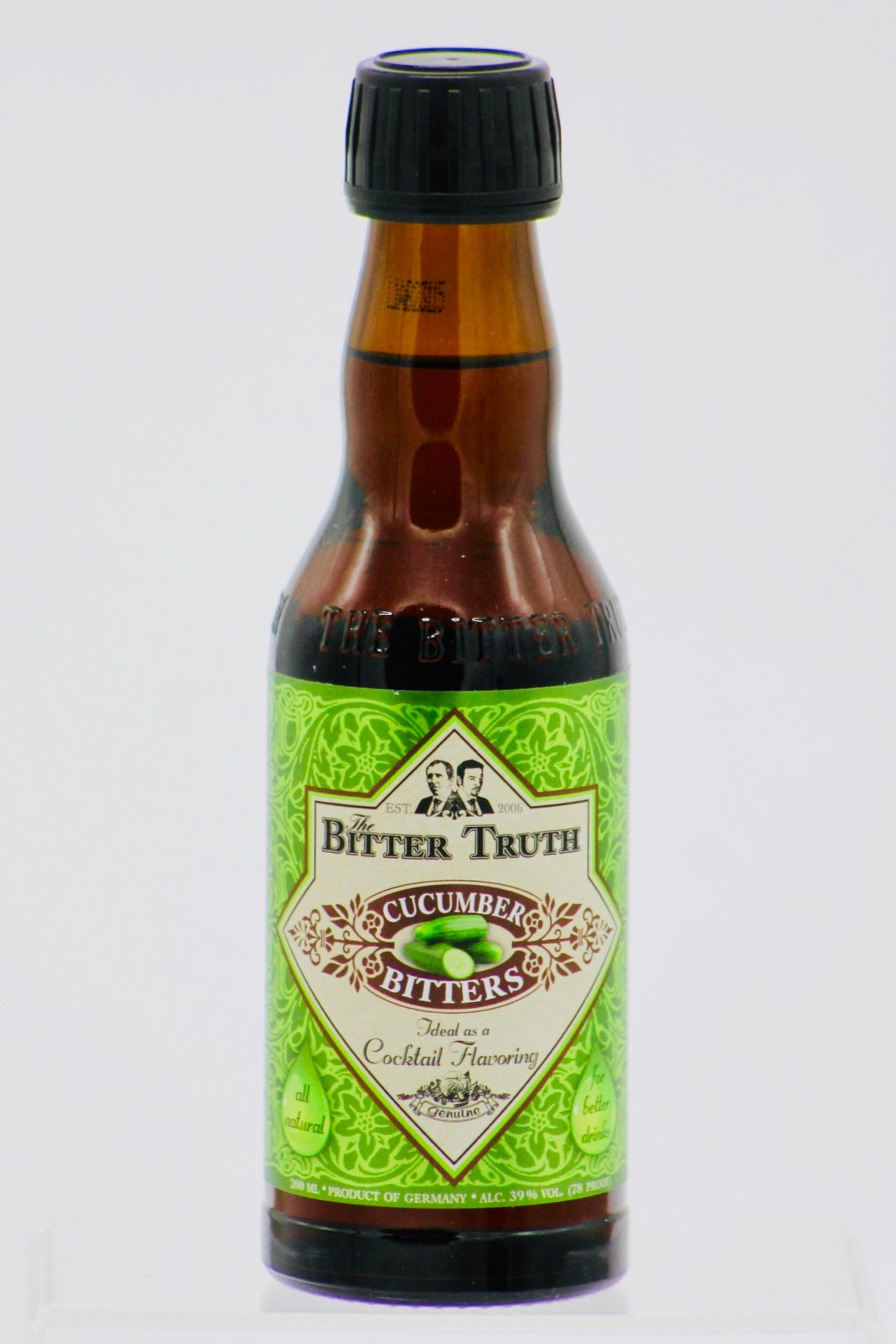 Bitter Truth Cucumber Bitters 200 Ml Blackwells Wines Spirits