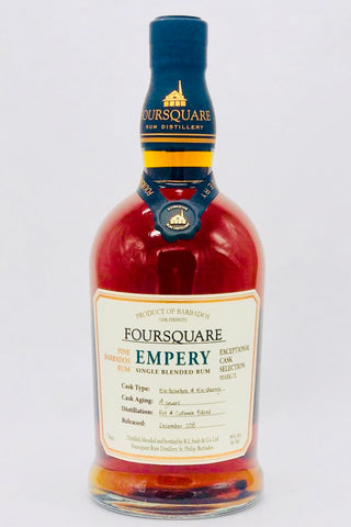 Foursquare Rum Distillery 14 Years Old Empery Rum