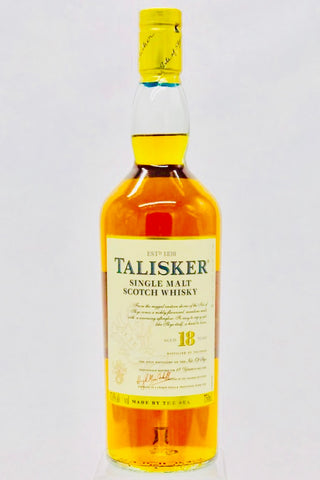 Talisker 18 Year Scotch Whisky