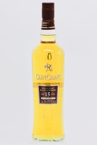 Glen Grant 15 Year Single Malt Scotch Whisky 100 Proof