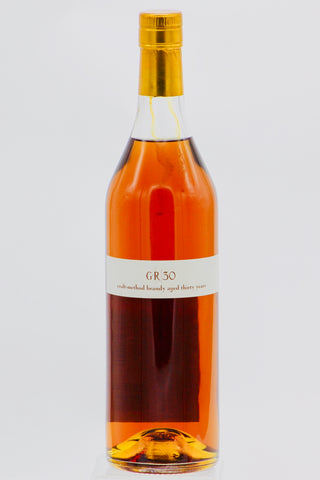 "Germain-Robin 30 Year old ""GR 30"" Craft-Method Brandy"