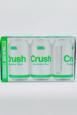 "10 Barrel ""Crush"" Cucumber Berliner Weisse 6 Pack Cans"