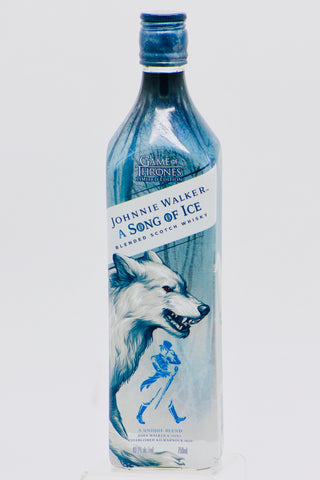 "Game of Thrones Johnnie Walker ""Song of Ice"" Scotch Whisky"