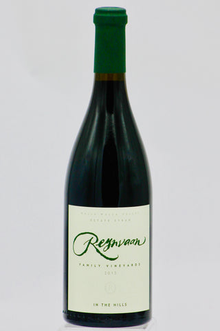 Reynvaan Family Vineyards 2015 Syrah In The Hills
