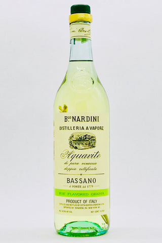 "Nardini ""Ruta"" Rue Flavored Grappa 1000 ml"