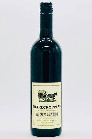 Sharecropper's 2017 Cabernet Sauvignon