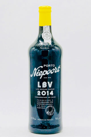 Niepoort 2014 LBV Late Bottled Vintage Port 750ml