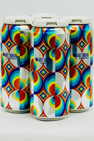"Modern Times ""Ghost Mountain"" Hazy IPA Four Pack Cans"