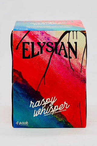 Elysian Raspy Whisper 12 oz Four packs