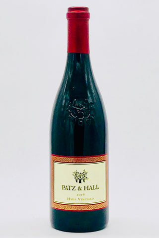 Patz & Hall 2016 Pinot Noir Hyde Vineyard