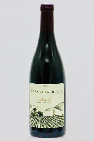 Solomon Hills Estate 2015 Pinot Noir Santa Maria Valley