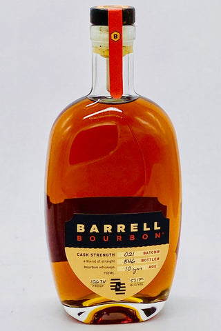 Barrell Batch #021 10 Year Bourbon 106.34 Proof