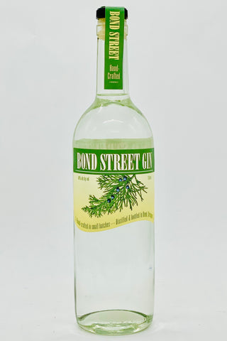 Bond Street Gin by Bendistillery