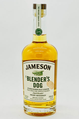 "Jameson ""The Blender's Dog"" Irish Whiskey"