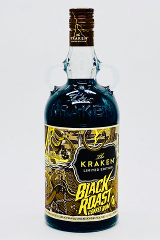 "Kraken ""Black Roast"" Coffee Rum"