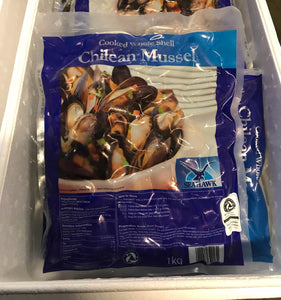Bantry Bay : Mussels