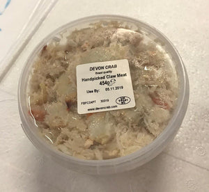 Hand Picked White Crab Meat