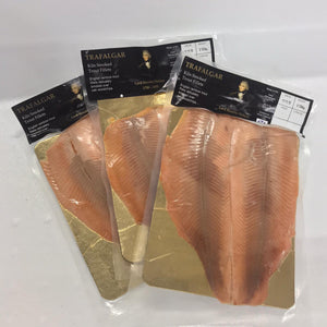 Smoked Trout : Fillets : (2 Fillets)