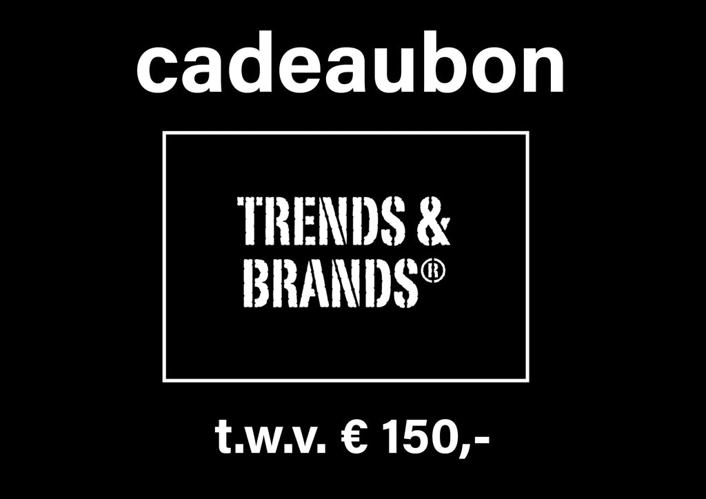 Gift Card online 5 - Your Trends&Brands