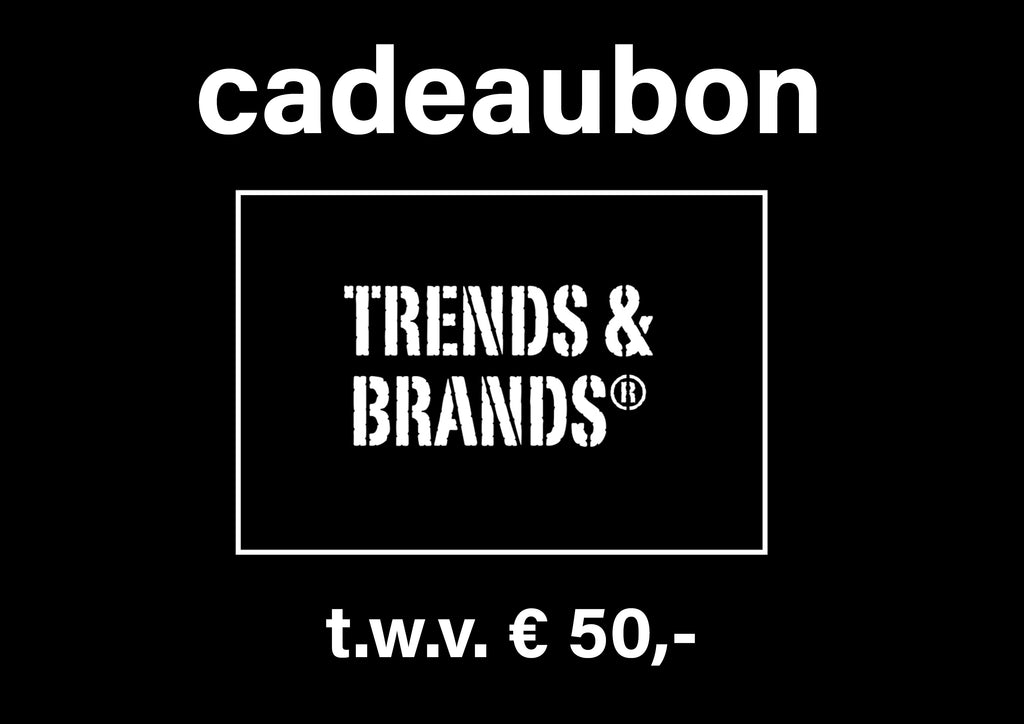 Gift Card instore 2 - Your Trends&Brands